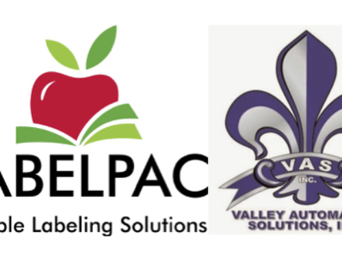 VALLEY AUTOMATION SOLUTIONS joins the LABELPAC team in Exeter California